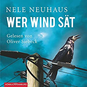 Wer Wind sät (Bodenstein & Kirchhoff 5) Audiobook