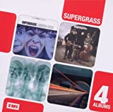 Supergrass Boxed Set 4CD I Should Coco/In it for the Money/Supergrass/Road to Rouen