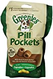 Canine Greenies Pill Pockets Peanut Butter Capsule, 7.9-Ounce