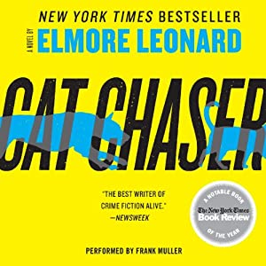 Cat Chaser Audiobook