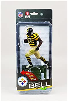 Le'Veon Bell (Pittsburgh Steelers) NFL 35 McFarlane Collector Level