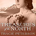 Treasures of the North: Yukon Quest, Book 1 Audiobook by Tracie Peterson Narrated by Laural Merlington