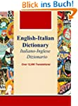 English-Italian Dictionary, Italiano-...