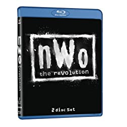 nWo: The Revolution [Blu-ray]