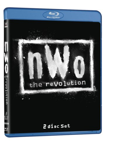 WWE: N. W. O.-The Revolution [Blu-Ray], [Import]