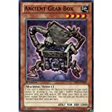 YuGiOh : PRIO-EN032 1st Ed Ancient Gear Box Common Card - ( Primal Origin Yu-Gi-Oh! Single Card )