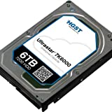 HGST, a Western Digital Company Ultrastar 7K6000 6000GB 7200RPM SAS 512E Ultra SE 128MB Cache 3.5-Inch Internal Bare or OEM Drives 0F22811 (Tamaño: 6TB)