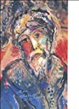 MARC CHAGALL - PRINTED ART SIGNED IN CRAYON