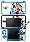Kingdom Hearts 3D Dream Drop Distance Game Skin for Nintendo 3DS Console