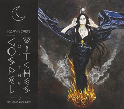 Salem's Wounds by Karyn Crisis Gospel of the Witches (2015-03-23)