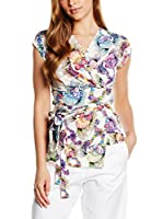 Just Cavalli Blusa (Violeta / Multicolor)