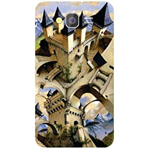 Printland Designer Back Cover for Samsung Galaxy Grand Case Cover