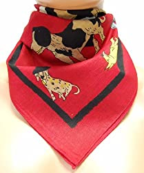 Stylish Bandana - Sweet Dogs
