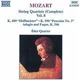 Mozart: String Quartets Nos. 20 & 23