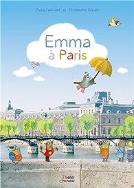 Emma à Paris par Claire Frossard