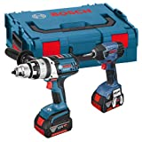 Bosch Twin Kit GSB 18VE2-LI + GDR 18V-LI