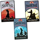 Young Samurai Chris Bradford 3 Books Collection Pack Set RRP: £20.97 (The Way of the Warrior, The Way of the Sword, The Way of the Dragon) Chris Bradford