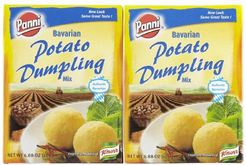 Panni Bavarian Potato Dumpling Mix, 6.88 oz, 2 pk (Potato Dumpling Mix compare prices)