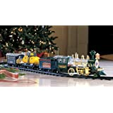Deluxe Lights And Sounds Train Set
