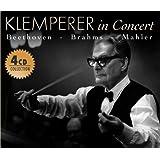 Klemperer in Concert - Beethoven, Brahms, Mahler