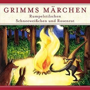 Rumpelstilzchen / Schneeweißchen und Rosenrot (Grimms Märchen) Hörspiel