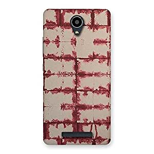 Brick Wall Vintage Back Case Cover for Redmi Note 2