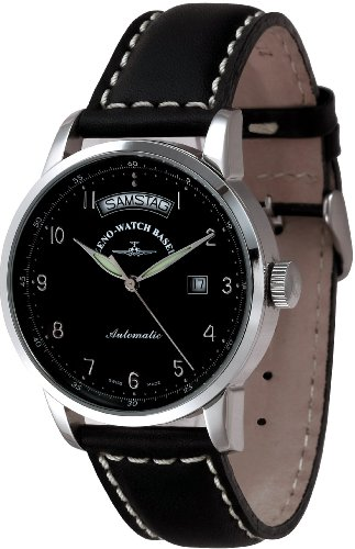 Zeno Watch Basel Gents Watch Magellano 6069DD-c1