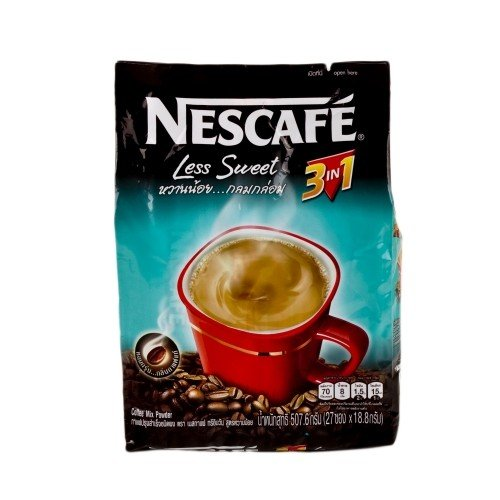 Nescafe 3In1 Low Sugar 507.6 G Bag.