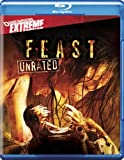 Feast (Unrated Edition)  [Blu-ray]