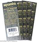 AquaMira Military Water Purification Tablets-50 Pack
