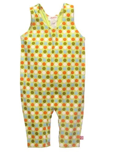 Celery Dot Overall by Zutano - Buy Celery Dot Overall by Zutano - Purchase Celery Dot Overall by Zutano (Zutano, Zutano Apparel, Zutano Toddler Boys Apparel, Apparel, Departments, Kids & Baby, Infants & Toddlers, Boys, Pants)