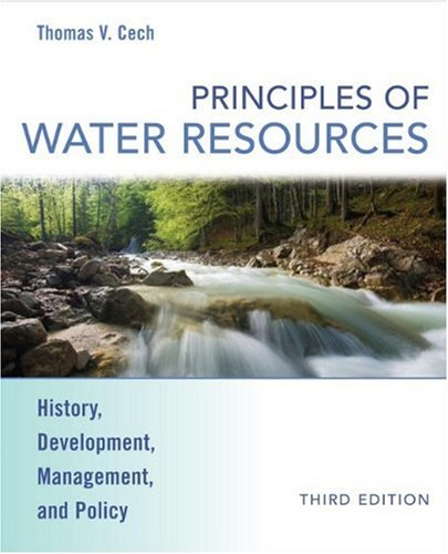 Principles of Water Resources: History, Development,...