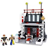 WWE Stackdown Train and Rumble Playset with 2 Figures