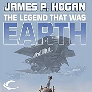 The Legend That Was Earth | [James P Hogan]