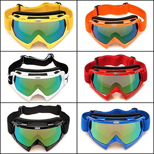 AUDEW-Lunettes-de-Protection-de-Visage-pour-Extrieur-Activit-MotoCrossVTTSkiGoogle-Anti-UV-Brouillard
