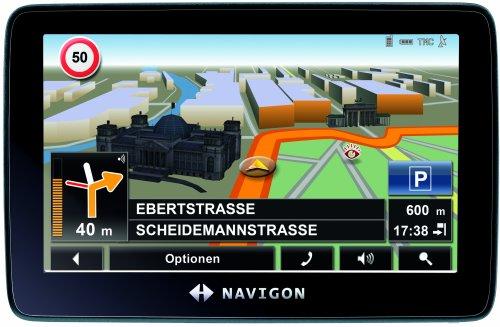 Navigon 7310 Navigationssystem (10,9 cm (4,3