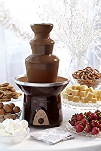 Wilton Chocolate Pro 3-Tier Chocolate Fountain, 2104-9008