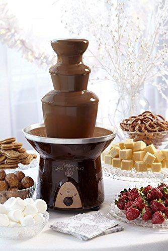 Wilton Chocolate Pro 3-Tier Chocolate Fountain, 2104-9008 (Countertop Fountain compare prices)