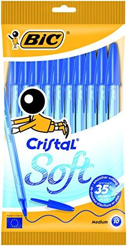 bic-cristal-soft-punta-media-12-mm-confezione-10-penne-colore-blu
