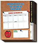 Substitute Folder Elem Cork 24-pk by Frank Schaffer Publications/Carson Dellosa Publications [並行輸入品]
