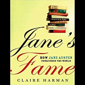 Jane's Fame Audiobook