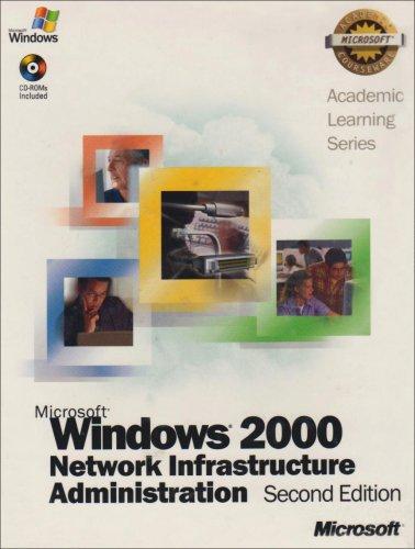 ALS Microsoft Windows 2000 Network Infrastructure Administration