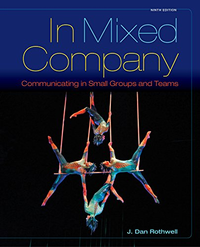 in mixed company communicating in small groups 9th edition pdf