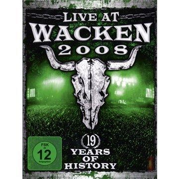 Wacken 2008 - Live At Wacken Open Air [DVD] [2011] [Edizione: Regno Unito]