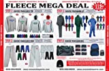 Anaconda Sports® Fleece Mega Deal Basketball Team Package (Call 1-800-398-7625 to order)
