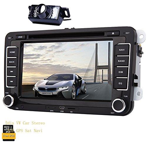 Eincar-7-Zoll-WinCE-60-Doppel-2Din-Head-Unit-fr-VW-Autoradio-Golf-Jetta-Passat-Polo-im-Schlag-Auto-Radio-Empfnger-untersttzen-FM-AM-RDS-Canbus-Multimedia-System-Auto-DVD-Player-mit-8-GB-GPS-Navigation