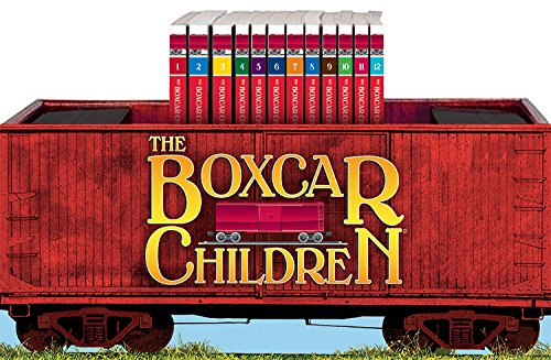 The-Boxcar-Children-Bookshelf-The-Boxcar-Children-Mysteries-Books-1-12