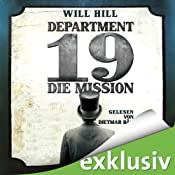 Hörbuch Department 19: Die Mission