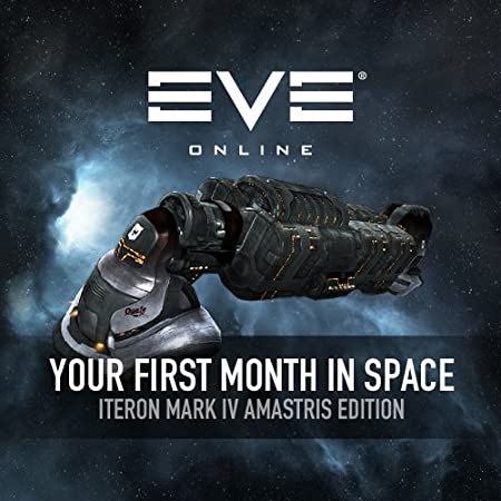Eve Online: Starter Pack [Online Game Code]