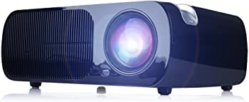 iRULU BL-20 2600-Lumens LCD Home Theater Projector